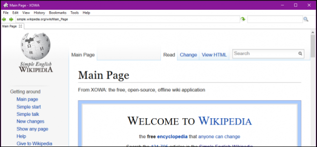 How to Download Wikipedia for Offline, At-Your-Fingertips