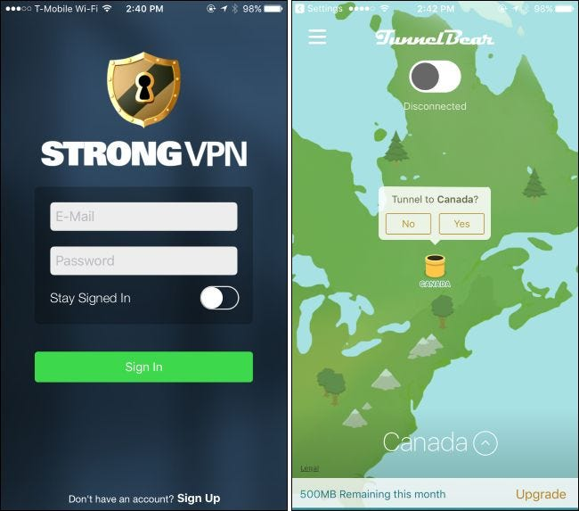 How to Connect to a VPN From Your iPhone or iPad