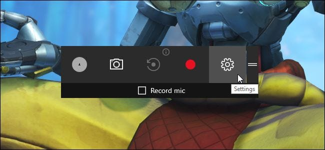 How to Stop Windows 10's Game DVR From Slowing Down Your PC