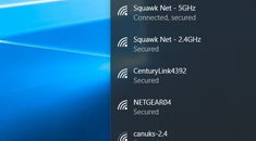 How to Change the Priority of Wireless Networks in Windows 8 or 10