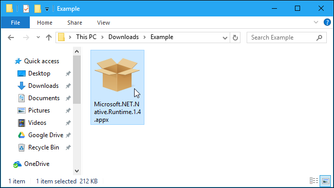 How to Install  Appx or  AppxBundle Software on Windows 10