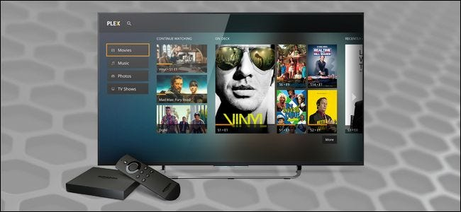 ad2a0f0174f How to Use Plex on Your Amazon Fire TV and TV Stick