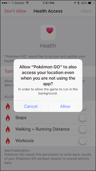 How to Use the Pokémon Go App for Apple Watch