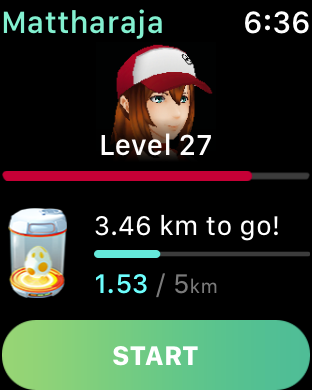 How to Use the Pokémon Go App for Apple Watch