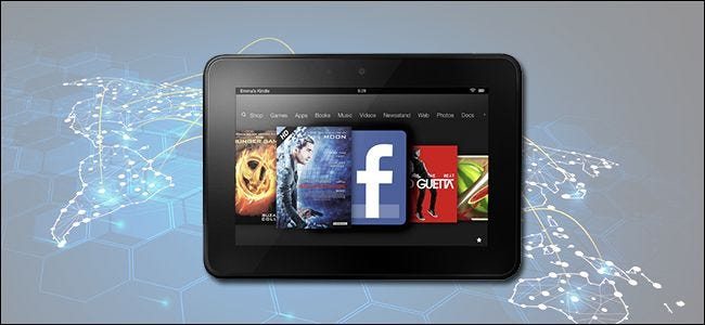 How to Use a VPN with Your Amazon Fire Tablet