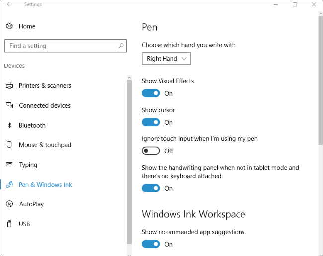 How to Configure Your Pen and Its Buttons on Windows 10
