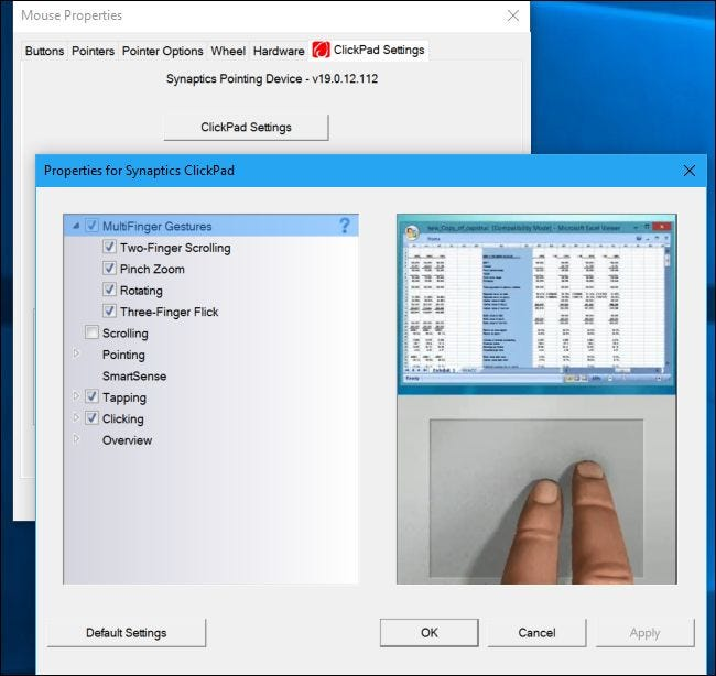 "What Is a ""Precision Touchpad"" on Windows PCs?"