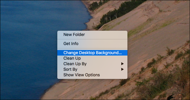 Moving backgrounds for mac