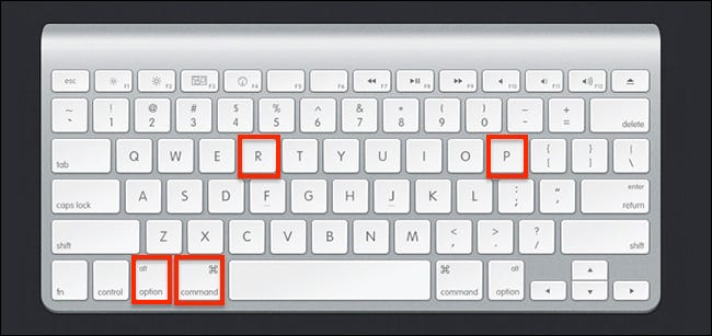 how to reset mac air keyboard