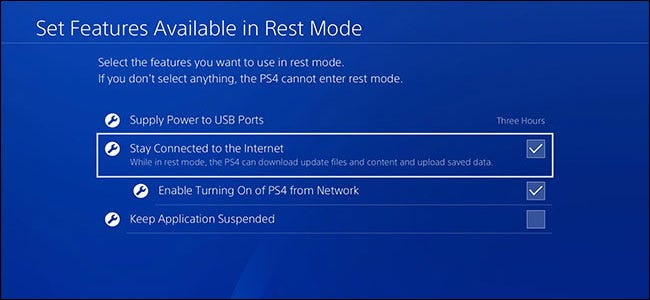 How to Download PlayStation 4 Games in Rest Mode