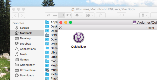 quicksilver-install
