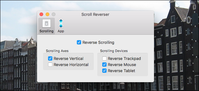 How to Disable Natural Scrolling for Scroll Wheels, But Not