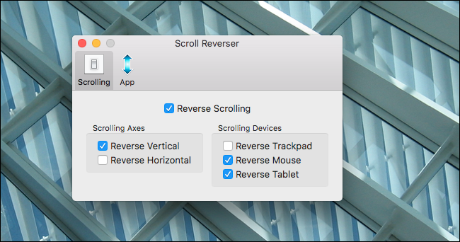 scroll-reversal-options