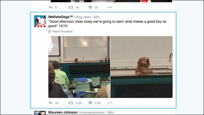 اختصارات الكبيبورد لتويتر Twitter