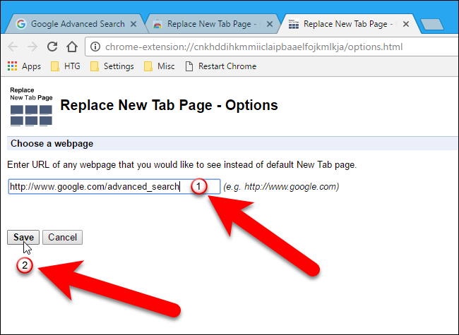 01_ch_entering_url_for_replace_new_tab_page