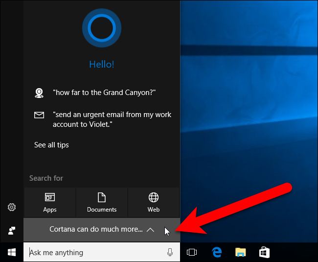 02_clicking_cortana_can_do_much_more