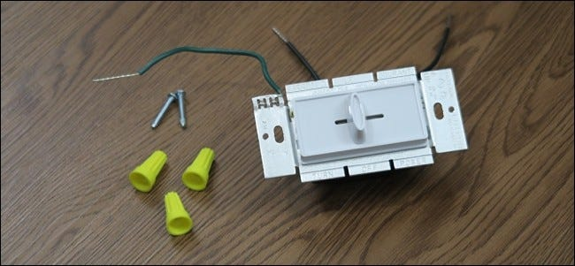 how to replace a light switch with a dimmer switch Dimmer Switch Fuse