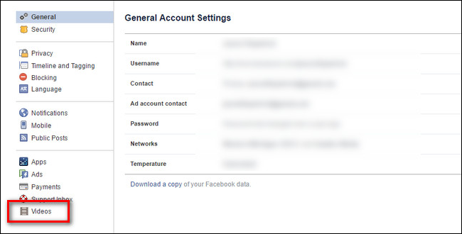 how to take auto play off on facebook