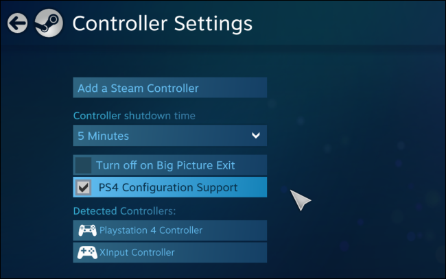 ds4 tool not detecting controller