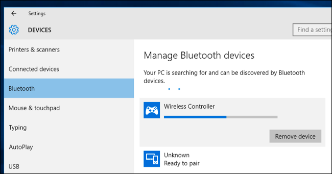 how to use a ps4 controller on pc windows 10 without bluetooth