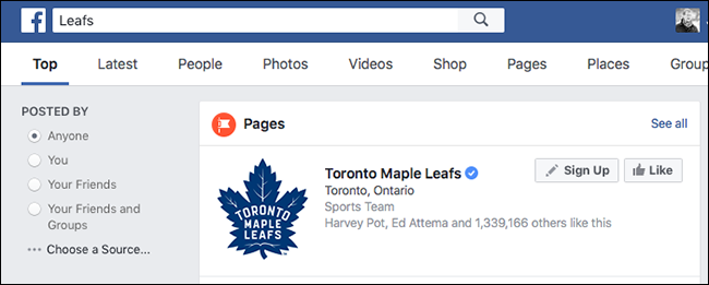 leafs-pages