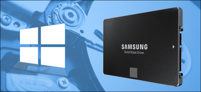 moving windows 10 to new ssd