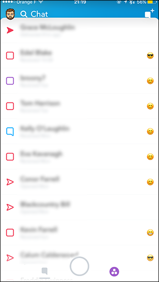 What Do The Emoji Next To My Snapchat Friends Mean