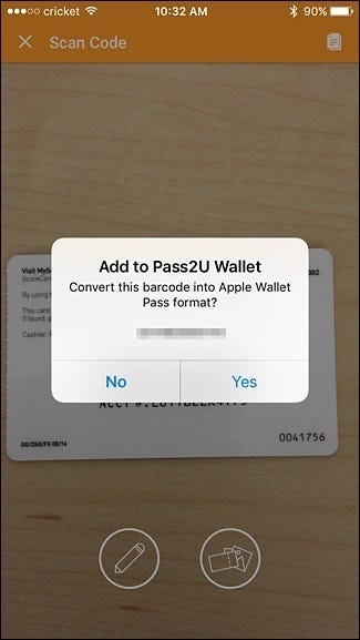 How to Add Any Card to the iPhone Wallet App, Even If It Isn't