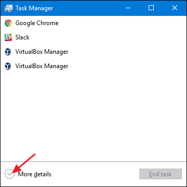 how to start explorer exe from task manager