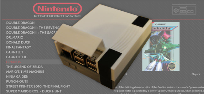 How to Build Your Own NES Classic with a Raspberry Pi and