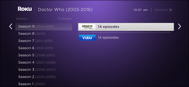 roku-voice-search-doctor-who