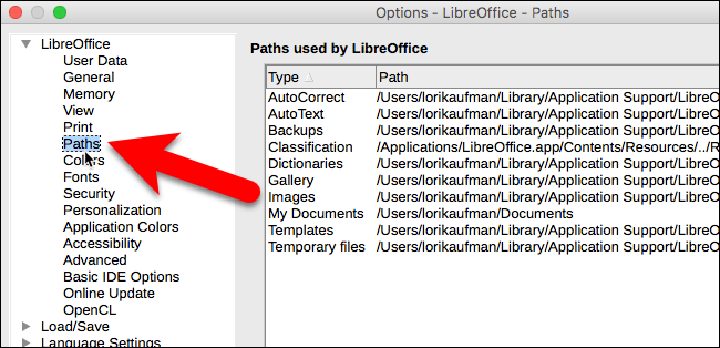 How to Find Your LibreOffice Profile Folder in Windows