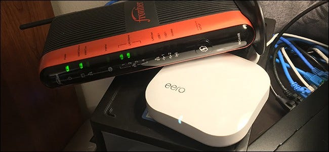 How to Use the Eero in Bridge Mode to Keep Your Router's