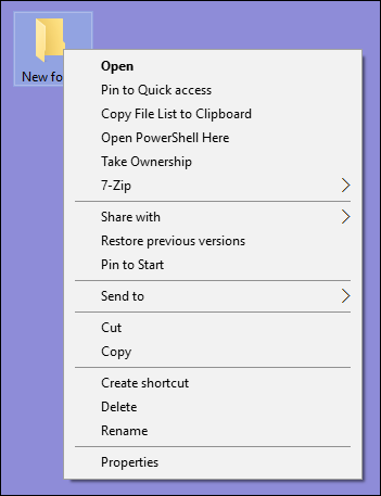 How to Clean Up Your Messy Windows Context Menu