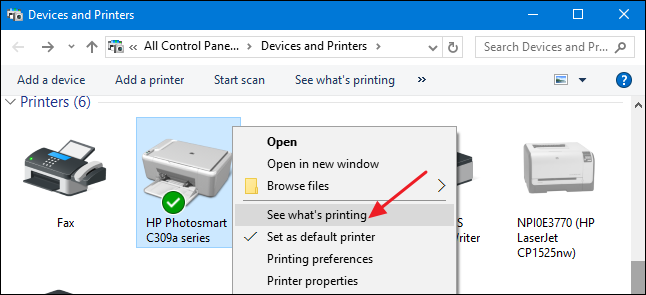 How to Cancel or Delete a Stuck Print Job in Windows