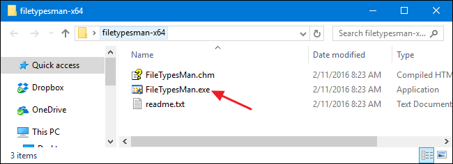 how to change file type in windows