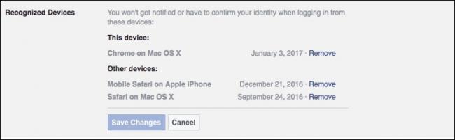 كيفية تأمين حساب Facebook الخاص بك