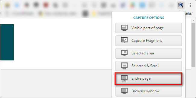 How to Take a Screenshot of an Entire Webpage