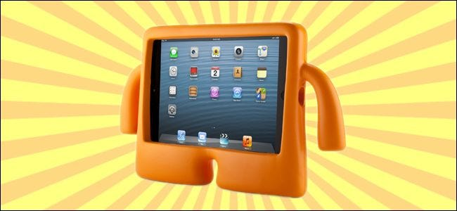 100% authentic 78236 6a312 How to Turn an Old iPad Into the Ultimate Kid's Tablet