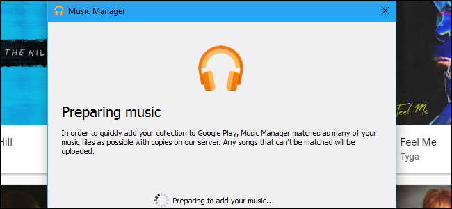 Google play music manager itunes sync