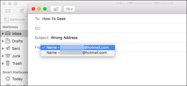 How to Fix Apple Mail Sending Emails From the Wrong Email