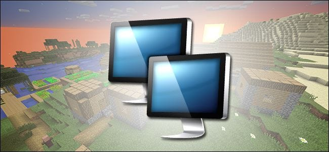 How To Share Your Minecraft Game Over The Internet - Minecraft internet spiele