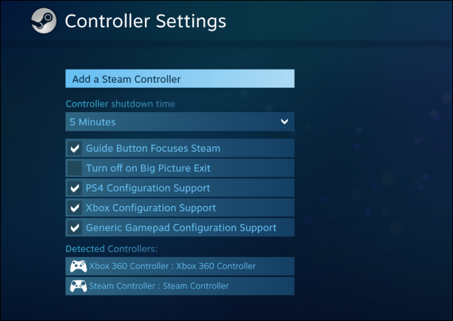 How to Remap Xbox, PlayStation, and Other Controller Buttons in Steam