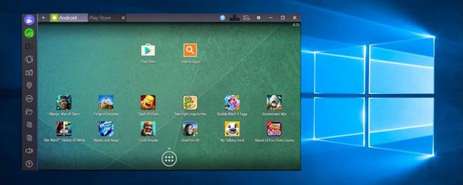 How to Run Android Apps and Games on Your Windows Desktop with BlueStacks