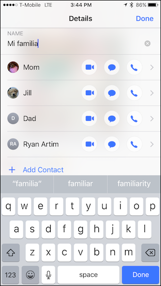 How To Rename Group Chats In Imessage