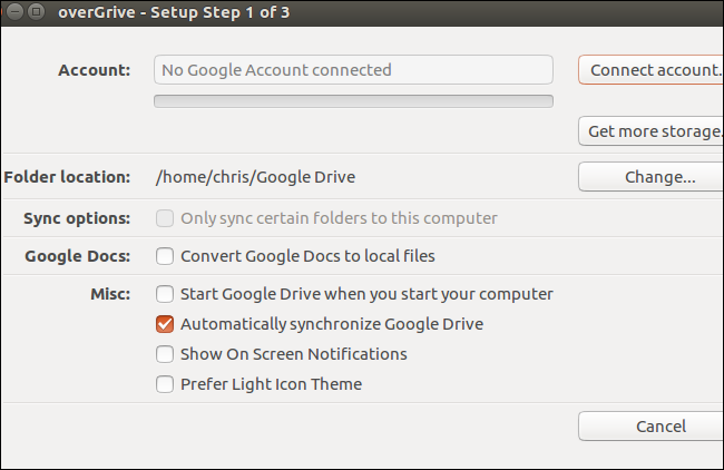 How to Use Google Drive on Linux