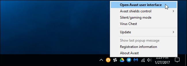 avast white screen virus