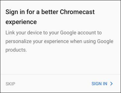 How to Setup Your New Chromecast