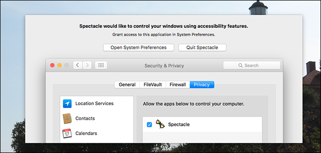 spectacle-accessability
