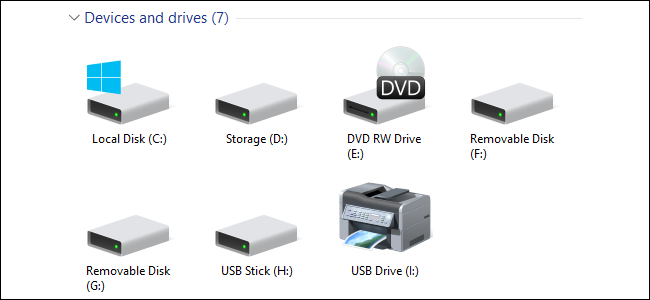 windows 7 definitely not assigning drive text letters for you to universal series bus drives
